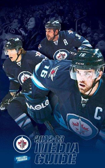 Media Guide (pdf) - Winnipeg Jets