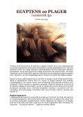 EGYPTENS 10 PLAGER ESOTERISK BELYST - Visdomsnettet - Page 3