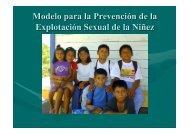 Modelo - Coalición Contra El Tráfico de Mujeres y Niñas en América ...