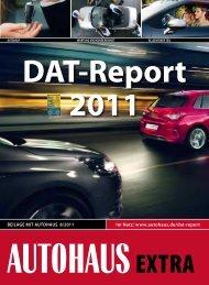 beilage mit autohaus 8/2011 im Netz - bei DAT Deutschland