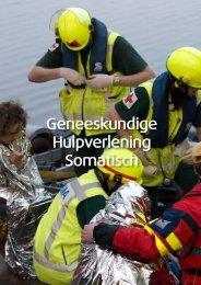 Geneeskundige Hulpverlening Somatisch - Veiligheidsregio ...