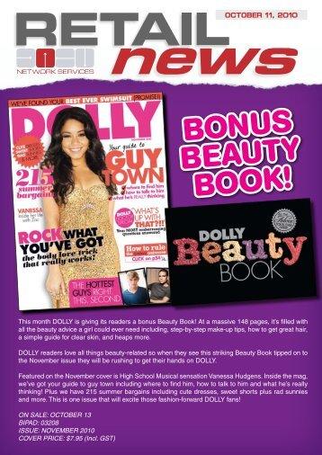 BONUS BEAUTY BOOK! - Netonline.com.au
