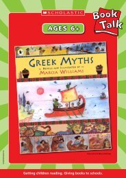 Greek myths - Scholastic