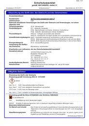 Sicherheitsdatenblatt QuiTex Color Transparent ... - VIA-DACHTEILE