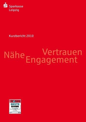 NäheEngagement Vertrauen - Sparkasse Leipzig