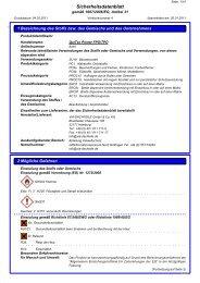 Sicherheitsdatenblatt QuiTex Primer FPO/TPO - via-Dachteile