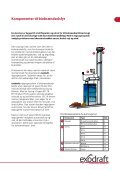 Tekniske data røgsugere, styringer og tilbehør - Page 5