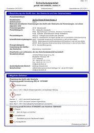 Sicherheitsdatenblatt QuiTex Primer B frisch ... - via-Dachteile