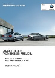 technische daten der modelle edition fleet. - Walkenhorst