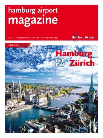 Hamburg meets Zürich - Communicate-right.com