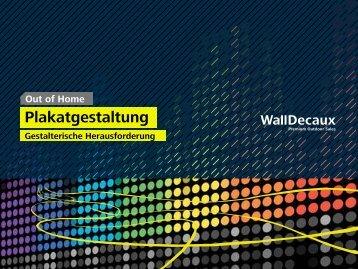 Plakatgestaltung Tipp - Wall AG