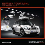 refresh your mini. - Walkenhorst