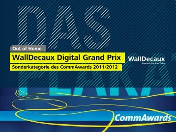 Der WallDecaux Digital Grand Prix - Wall AG
