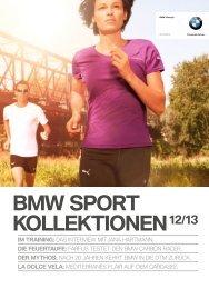 bmw sport kollektionen 12/13 im training - Walkenhorst