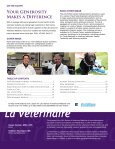 Your Generosity Makes a Difference - School of Veterinary Medicine ... - Page 3