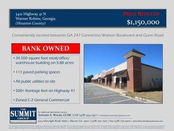 , Macon, GA - Property Line
