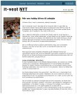 it-vest NYT nr. 19 - august 2005 - Page 7