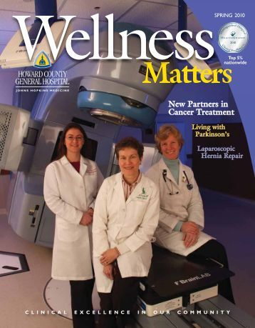 New Partners in Cancer Treatment - Central Maryland Radiation ...