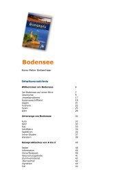 Bodensee - WEINBUECHER.de