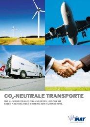CO2 -neutrale transpOrte - Via Mat