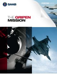 The Gripen Mission [pdf 0.82 MB] - Saab