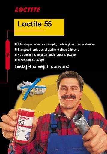 Loctite 55 - SC Pentagon SRL