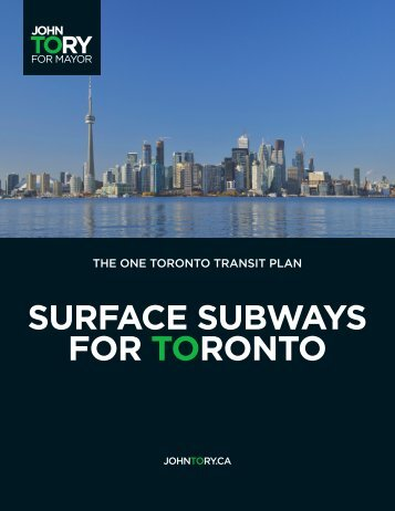 OneToronto_Backgrounder_Two_Surface_Subways