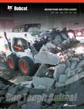 MEDIUM FRAME SKID-STEER LOADERS - Complete Hire