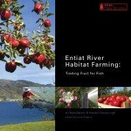 eNtiat river HaBitat FarMiNg: traDiNg FrUit For FiSH - PERC