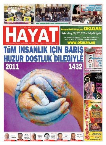 52. sayi PDF sayfalar_Layout 1 - Hayat Online