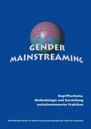 Gender Mainstreaming - gap-europe.de