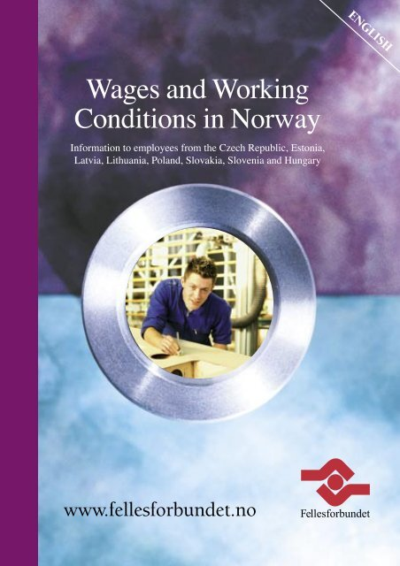 Wages and Working Conditions in Norway - agri-migration