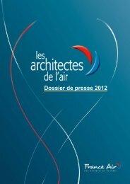 Dossier de presse 2012 - France Air