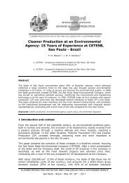 Paper - Advances In Cleaner Production