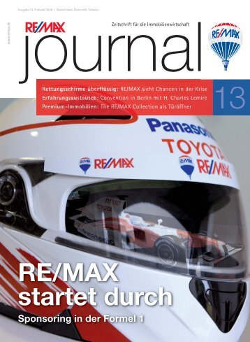 REMAX Journal 13.indd - PR-Faust
