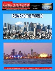 GLOBAL PERSPECTIVES   July-August 2011 - North America Edition