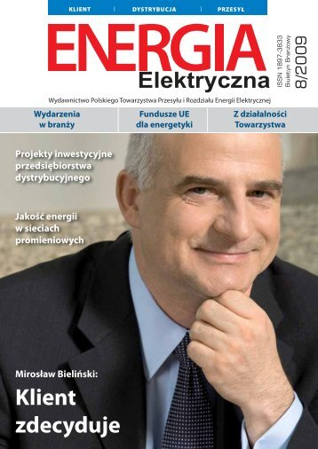 numer 8/2009 - E-elektryczna.pl