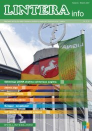 Parsisiųsti žurnalą .pdf formate (4,5 Mb) - Lintera.info