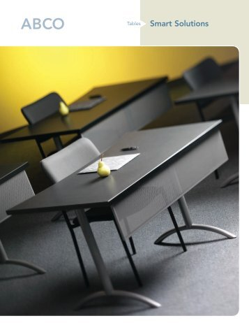 Smart Solutions   ABCO Office Furniture
