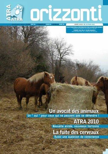 Mars 2010 - ATRA