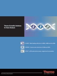 Genomics Trifold Brochure