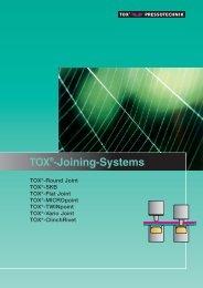 03/2013 - TOX PRESSOTECHNIK GmbH & Co.KG