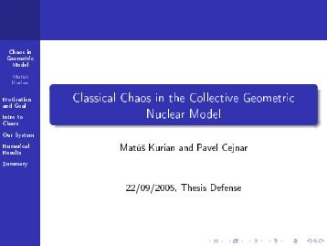 Classical Chaos in the Collective Geometric Nuclear Model