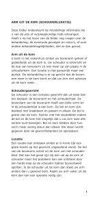 Arm uit de kom (schouderluxatie) - Page 3