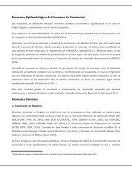 Panorama Epidemiológico - Unidad de Encuestas y Análisis de Datos