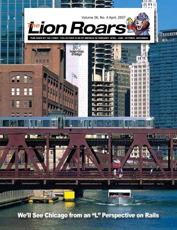 """We'll See Chicago from an """"L"""" Perspective on Rails - Lionel ..."""