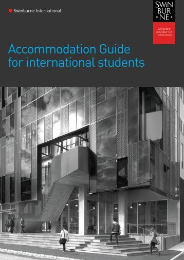 Accommodation Guide for international students