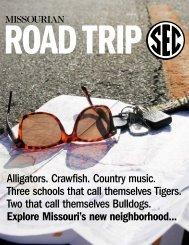 Road trip - Columbia Missourian