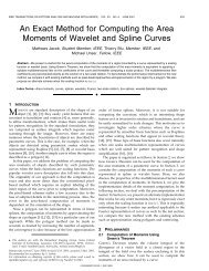 An exact method for computing the area moments of ... - IEEE Xplore