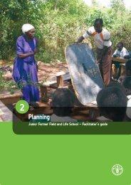 2. Planning - Food, Agriculture & Decent Work